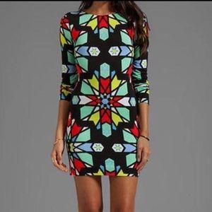NWT Mara Hoffman Kaleidoscope Mini Dress